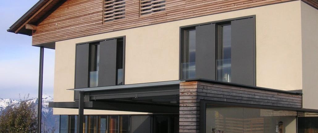 Fensterläden modern für Privat