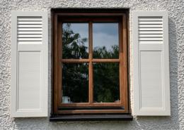 Fensterläden Grub am Forst