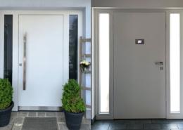 Haustür Seßlach Außen- Innenansichten