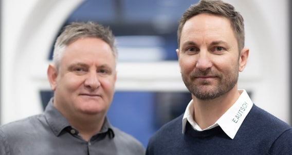 Matthias und Bernd Autsch